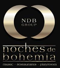 Noches de Bohemia Logo